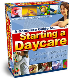 Start your own Daycare